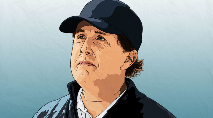 Phil Mickelson US Open 2018