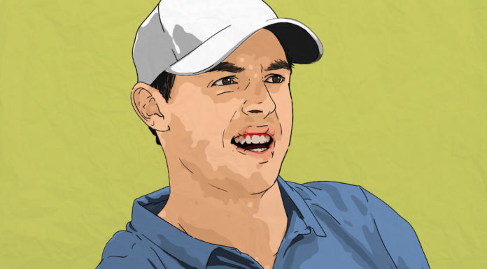 Rory mcilroy the Open