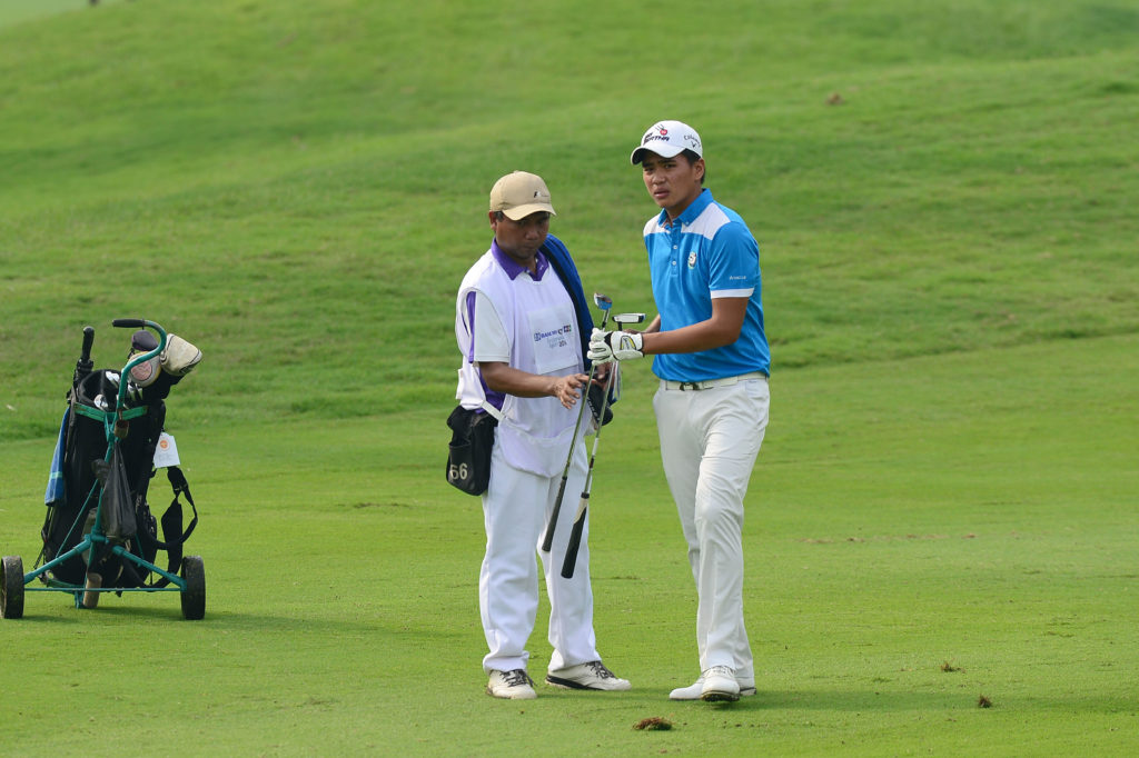 JAKARTA 17 November 2016 : Pictured during the round one of the Bank BRI JCB Indonesia Open 2016 at Pondok Indah Golf Course, Jakarta, Indonesia. Pix by Arep Kulal / Asian Tour