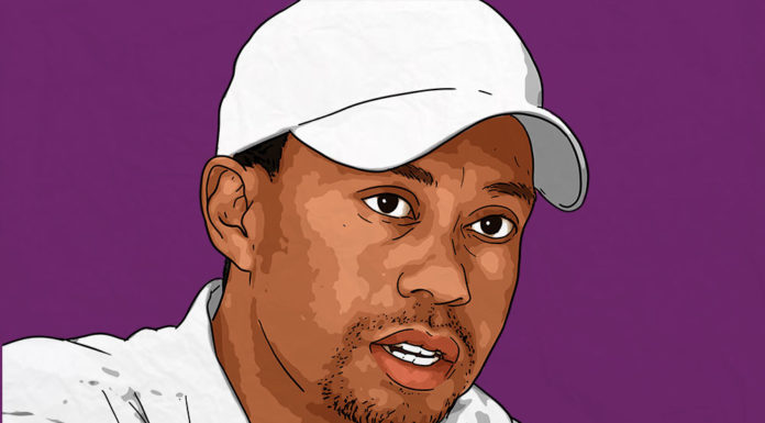 Tiger Woods Ryder Cup AGolf