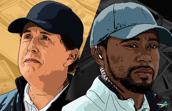 Phil Mickelson dan Tiger Woods