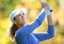 Amy Olson CME Group Tour Championship 2018