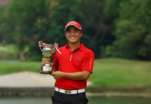 Elki Kow Indonesian Golf Tour