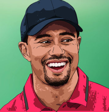 Tiger Woods 80th title
