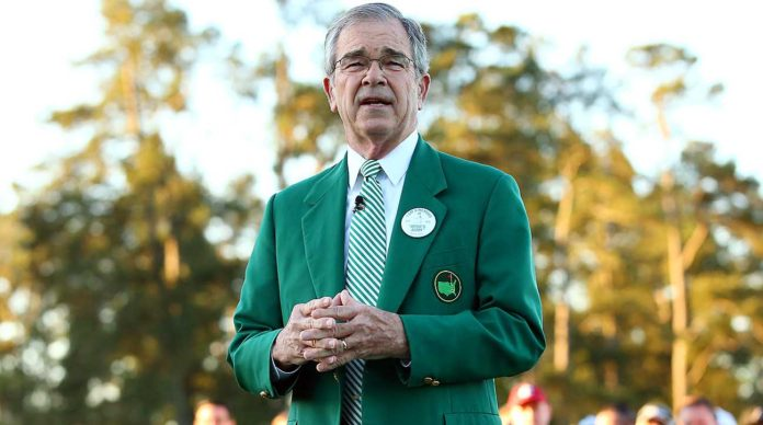 Billy Payne World Golf Hall of Fame 2019