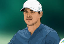 Brooks Koepka THE CJ CUP @ NINE BRIDGES