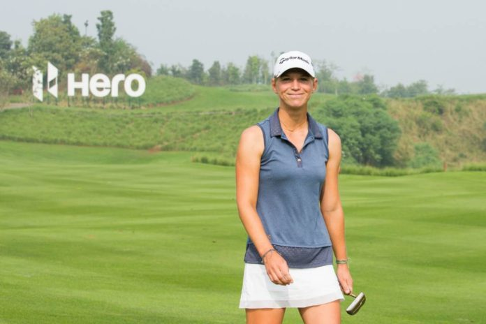 Camille Chevalier Hero Women's Indian Open