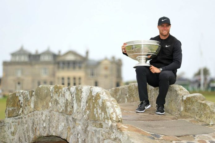 Lucas Bjerregaard Alfred Dunhill Links Championship 2018