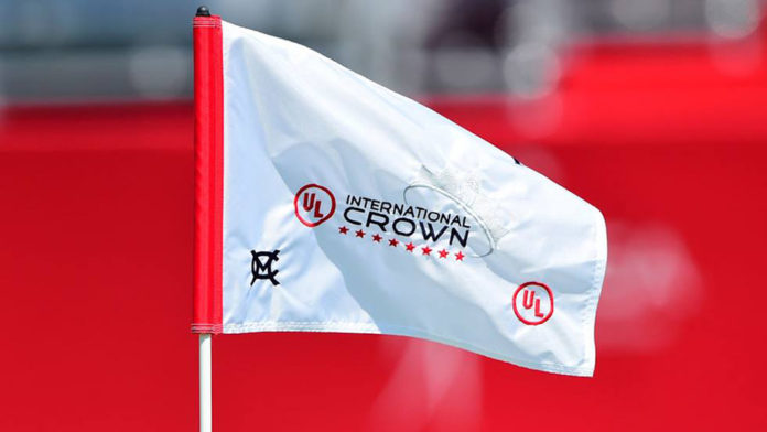 Flag UL International Crown
