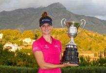 Anne van Dam takes second delight at Spain