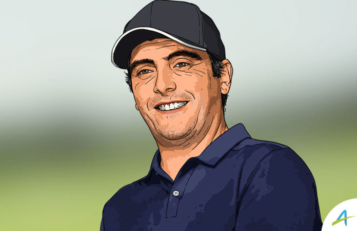 Francesco Molinari Race to Dubai 2018