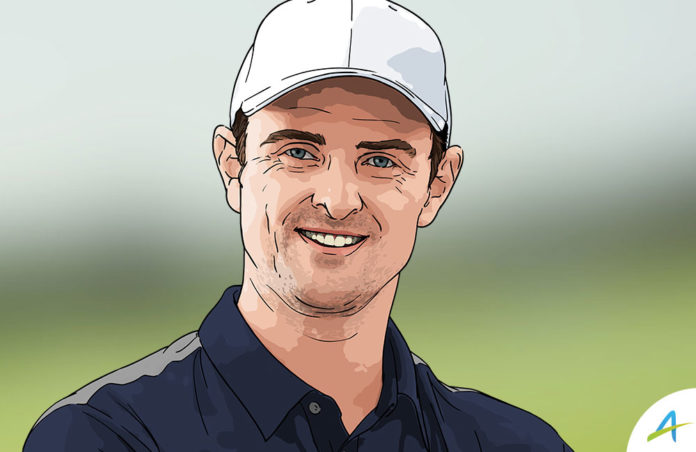 Justin Rose bad shot
