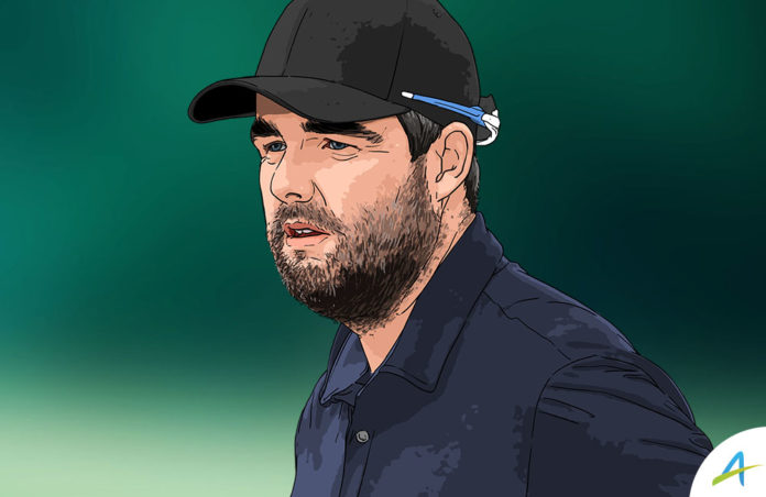 Marc Leishman World Cup of Golf 2018