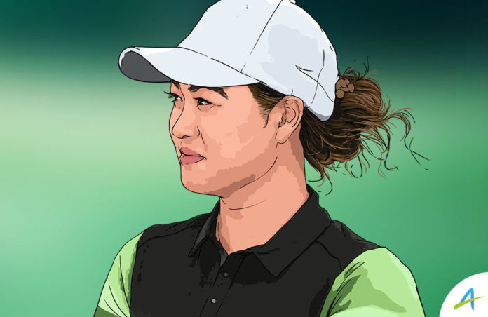 Minjee Lee TOTO Japan Classic 2018