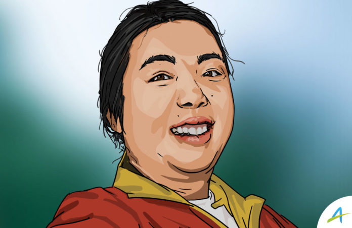 Shanshan Feng China AGolf