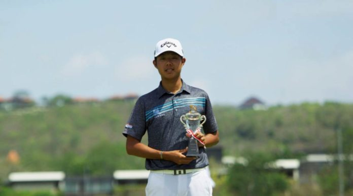 Varanyu Asian Development Tour Combiphar Players Championship