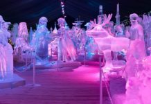 Ice Sculpture Belgia
