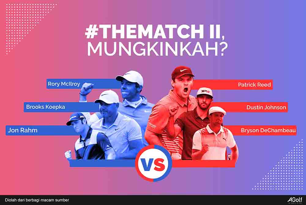 Infografik The Match