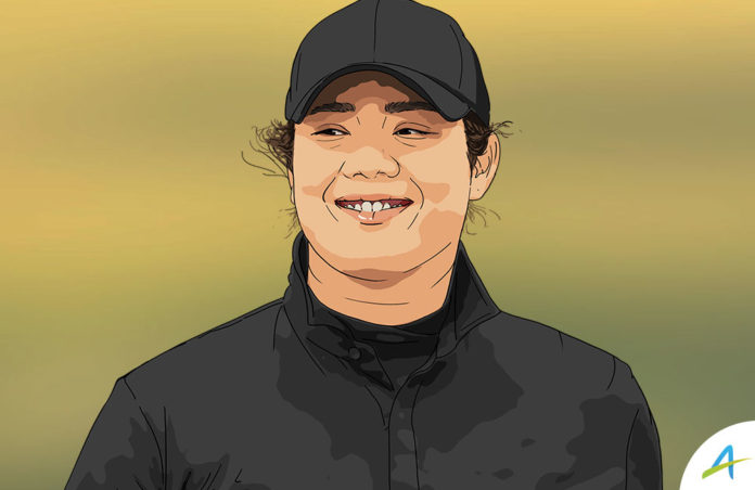 Ariya Jutanugarn Golf Inspiration