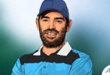 Louis Oosthuizen Afrika Selatan South African Open 2018