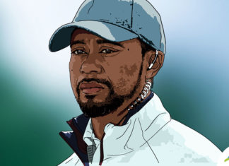 Tiger Woods Presidents Cup 2019