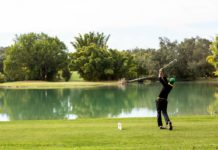 Disparitas Hadiah Golf