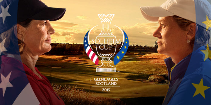 Poster Solheim Cup 2019
