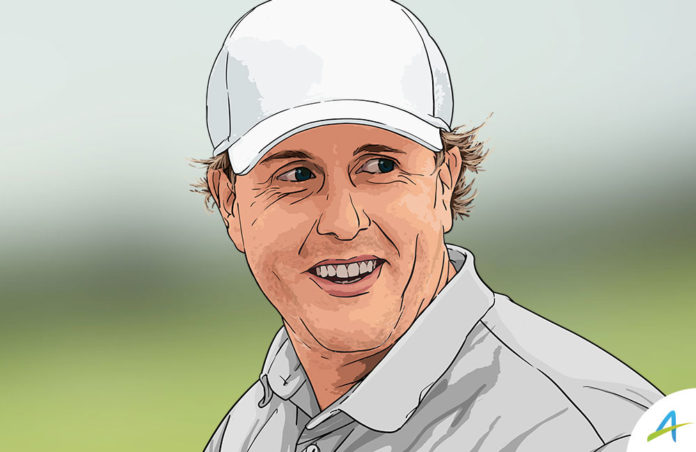 Phil Mickelson CUT 500