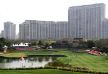 DLF Golf and Country Club Hero indian open