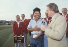 Lee Trevino THE PLAYERS