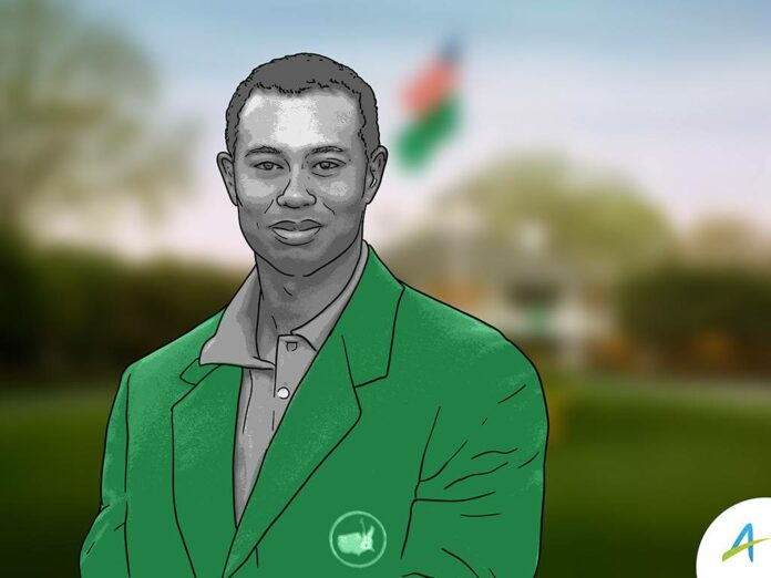 Tiger Woods The Masters