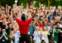Tiger Woods Titel The Masters