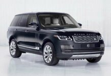 range rover astronout edition