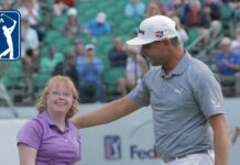 Gary Woodland dan Amy Bockerstette / PGA Tour