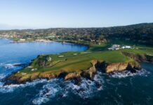 Pebble Beach, tuan rumah US Open 2019 / USGA