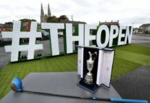 Claret Jug the Open / theopen.com
