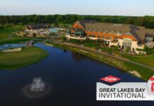 Dow Great Lakes Bay Invitational / Twitter: @DowDBLI