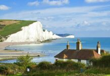 Seven Sisters-cliff