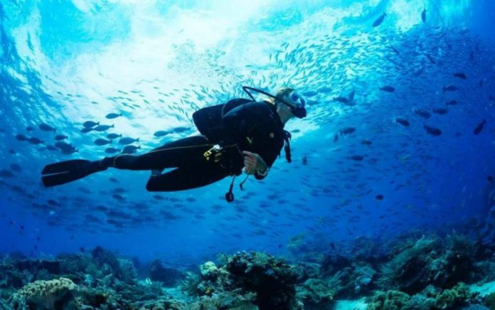 Aceh International Diving Festival and Championship