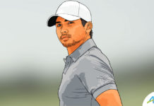 Jason Day raih The Challenge: Japan Skins usai taklukkan Tiger Woods, Rory McIlroy, dan Hideki Matsuyama / AGolf Design