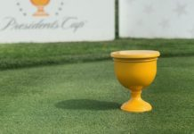 Tee Marker di Presidents Cup