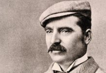 Willie Fernie, kampiun the Open 1883 / golfcompendium.com