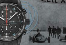 Chronotimer GP Ice Race Special Edition