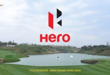 Hero Indian Open 2020 / Twitter, HIO