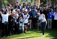 Rory McIlroy di Riviera Country Club / Genesis Invitational