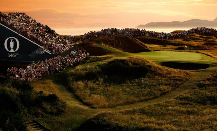 The Open di Royal Troon 2016 lalu / theOpen