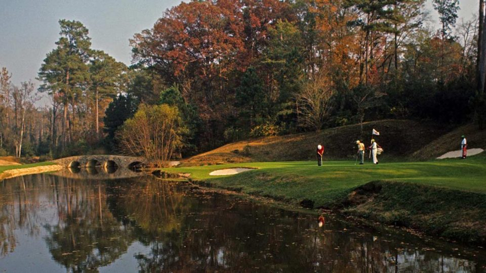 Augusta National musim gugur / Golf.com