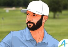 Dustin Johnson buka peluang gelar mayor keduanya di PGA Championship 2020 / AGolf Design