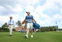 Rory McIlroy di TaylorMade Driving Relief / news4jax.com