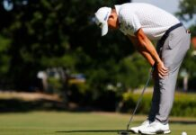 Collin Morikawa ubah Miss CUT dua minggu lalu jadi puncak klasemen Workday Charity Open 2020 / Golf.com